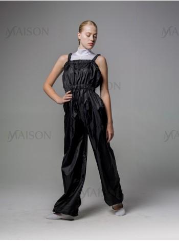 Комбинезон-брюки с эффектом сауны Maison В 05-04