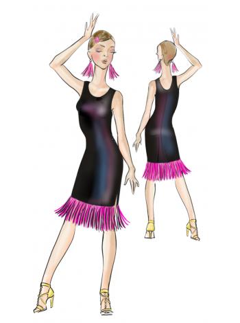 Платье Латина Maison PLT 03-00