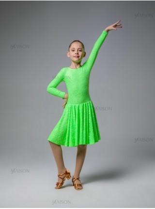 Платье рейтинговое, длинный рукав