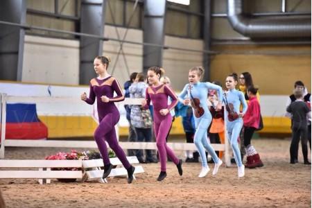 Москва, спортсмены ГБУ «СШ «Бица»